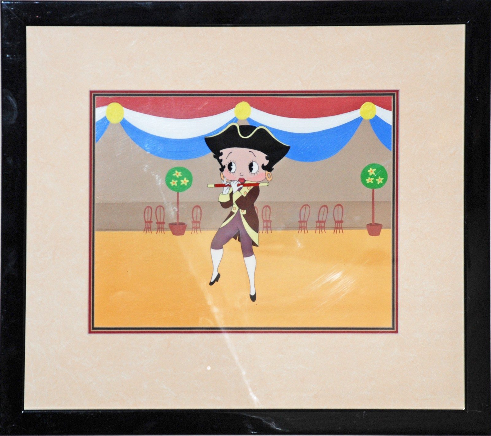 Old Fashioned Betty Boop Framed Pictures Crest - Framed Art Ideas ...