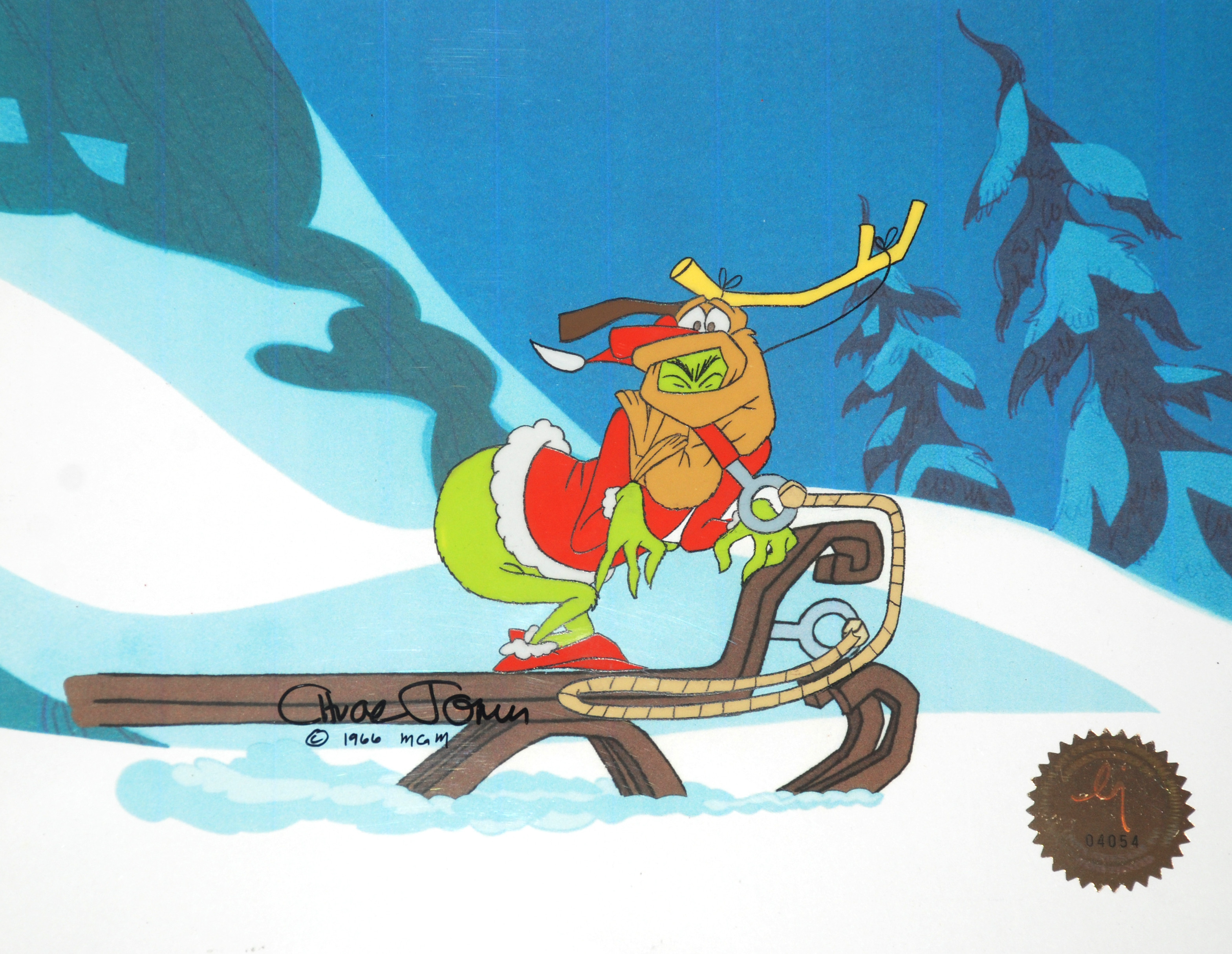 How The Grinch Stole Christmas 1966 Max.Max Animation Sensations