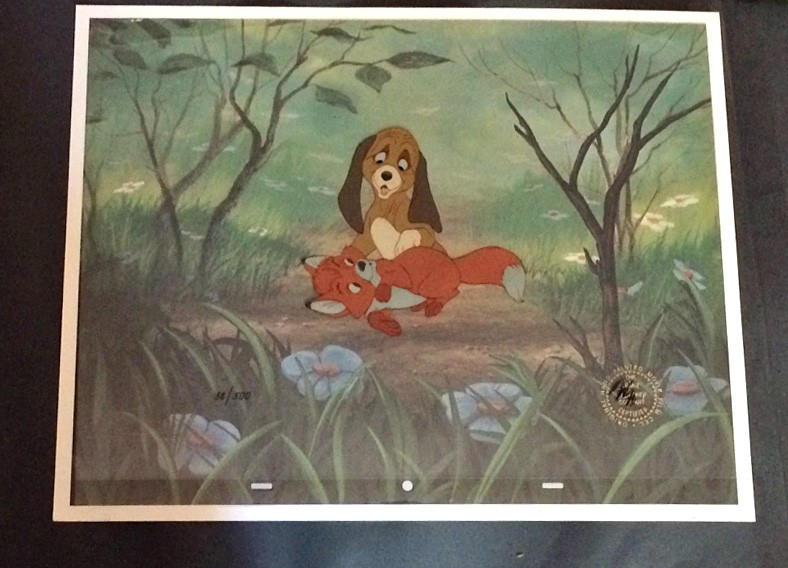 The Fox And The Hound Animation Sensations