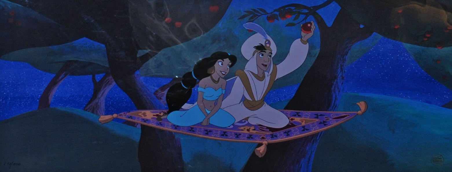 Magic Carpet Ride Aladdin aladdin magic carpet ride animation ...