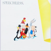"Animation Art Poster ""Speechless"""