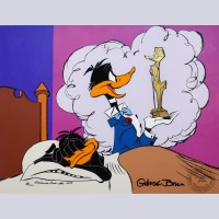 Original Warner Brothers Limited Edition Cel, Impossible Dream