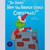 Original Chuck Jones Limited Edition Serigraph Cel from How the Grinch Stole Christmas