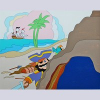 Original Commercial production Cel