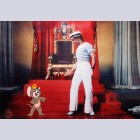 Original Hanna Barbera Tom and Jerry Limited Edition Cel, Anchors Aweigh
