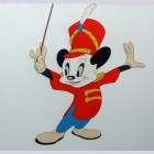 Original Walter Lantz Production Cel Featuring Andy Panda