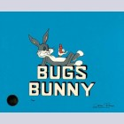 Original Warner Brothers Limited Edition Cel, Bugs Bunny: Title