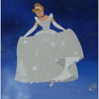 Original Walt Disney Limited Edition Cels, Cinderella's Magic Night (Set of 3)