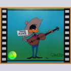 Original Warner Brothers Limited Edition Cel, Sound Please