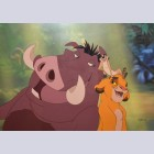 Original Walt Disney Limited Edition Cel, Hakuna Matata