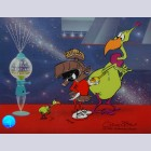 Original Warner Brothers Limited Edition Cel, Instant Martians