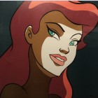 Original Warner Brothers Batman Limited Edition Lithograph, Poison Ivy