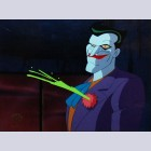 "Original WB Production Cel from Batman: The Feature ""Mask of the Phantasm"" featuring the Joker"