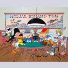 Original Warner Brothers Limited Edition Cel, The Last Chance Saloon