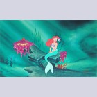 Original Walt Disney Limited Edition Cel from The Little Mermaid