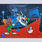 Original Warner Brothers Limited Edition Cel, Operation: Earth