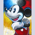 Walt Disney Fine Art by Tim Rogerson