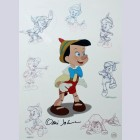Original Walt Disney Limited Edition Masters Series featuring Pinocchio