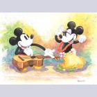 Walt Disney Fine Art by Michelle St. Laurent