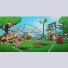 Original Hanna Barbera Limited Edition Cel, Play Ball
