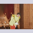 Original Walt Disney Production Cel Featuring Prince Charming