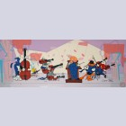 Original Warner Brothers Limited Edition Cel, Quintet
