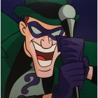 Original Warner Brothers Batman Limited Edition Lithograph, Riddler