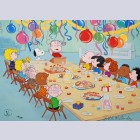 Original Peanuts Limited Edition Cel