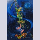 Original Warner Brothers Limited Edition Giclee Print, I Claim This Planet