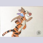 """Original Walt Disney Production Cel from """"The Many Adventures of Winnie the Pooh"""""""